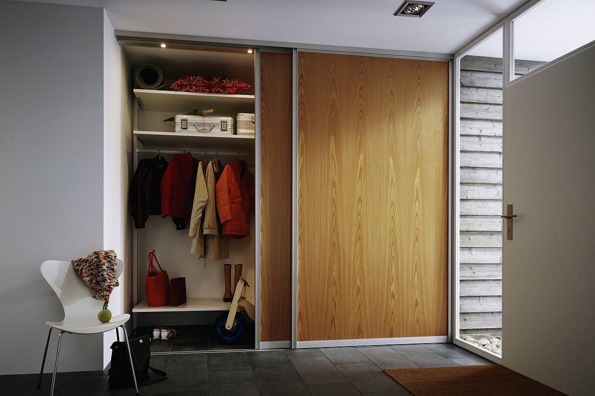 Фото фигурный потолок из гипсокартона для коридора